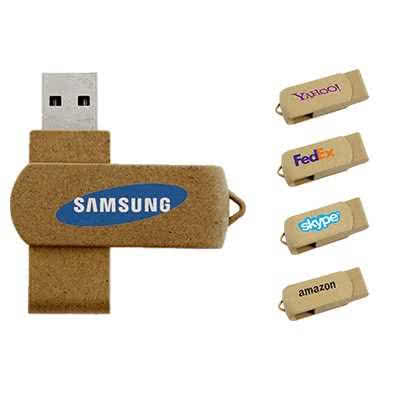 Clé USB biodégradable Garland